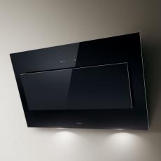Okap VERTIGO BL/F/90 (czarne szkło)