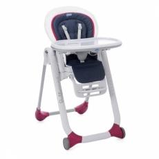 Krzesełko Chicco Polly Progres5 Navy Pałąk zabawkami w super cenie za 29 zł