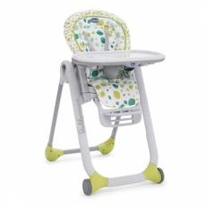 Krzesełko Chicco Polly Progres5  Kiwi  Pałąk zabawkami w super cenie za 29 zł
