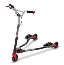 Hulajnoga Smart-Trike Ski Scooter Z7 - czerwony