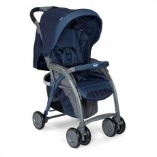 Chicco wózek spacerowy SimpliCity Plus Top Blue Passion