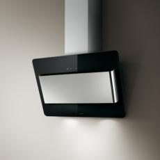 Okap ELICA BELT LUX BL/A/80 (czarne szkło)