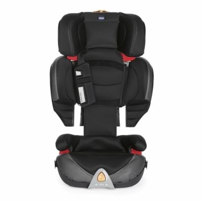 Fotelik samochodowy Chicco Oasys 2-3 FixPlus EVO Jet Black 15-36 kg