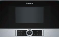 Kuchenka mikrofalowa Bosch BFR634GS1 Srebna