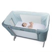Łóżko przystawne Next2Me Forever Acquarelle