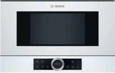 Kuchenka mikrofalowa Bosch BFR634GW1 Biała